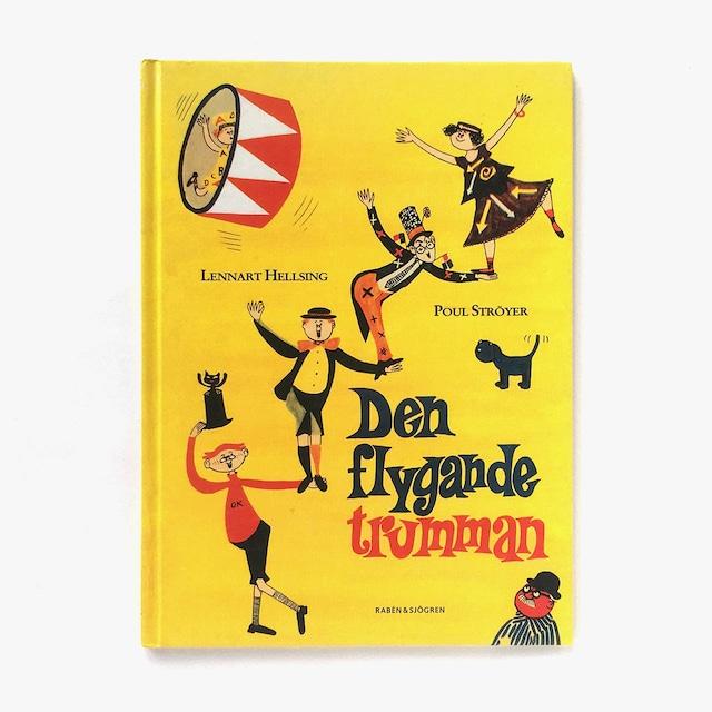 レンナルト・ヘルシング:作「Den flygande trumman(空飛ぶタイコ)」《2008-01》