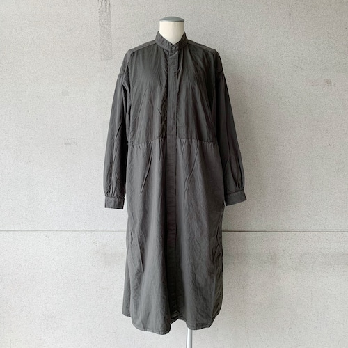 【COSMIC WONDER】Farmer shirt dress/17242-2