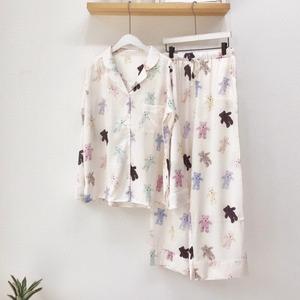カラフルくまパジャマ R