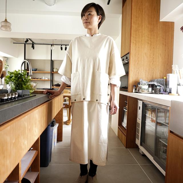 【MADE IN JAPAN】MULTI WAYS WORK WEAR / SHORT SLEEVES / LONG