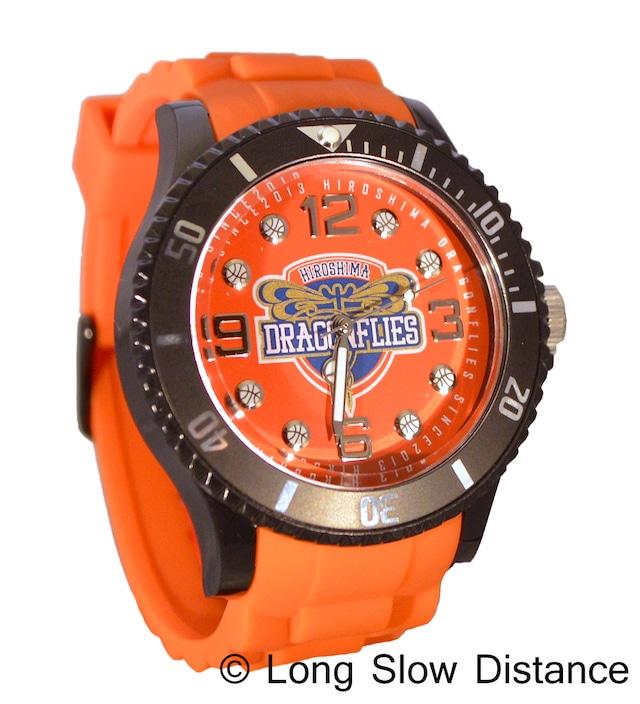 【広島ドラゴンフライズ】オフィシャルウォッチ/国内正規品 腕時計
