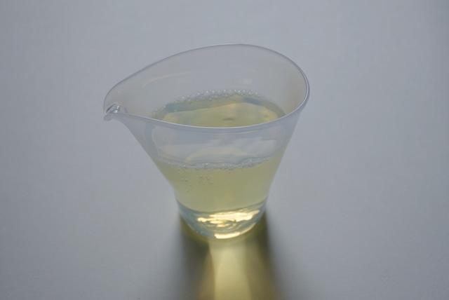 とりもと硝子店|白茶海(耐熱)