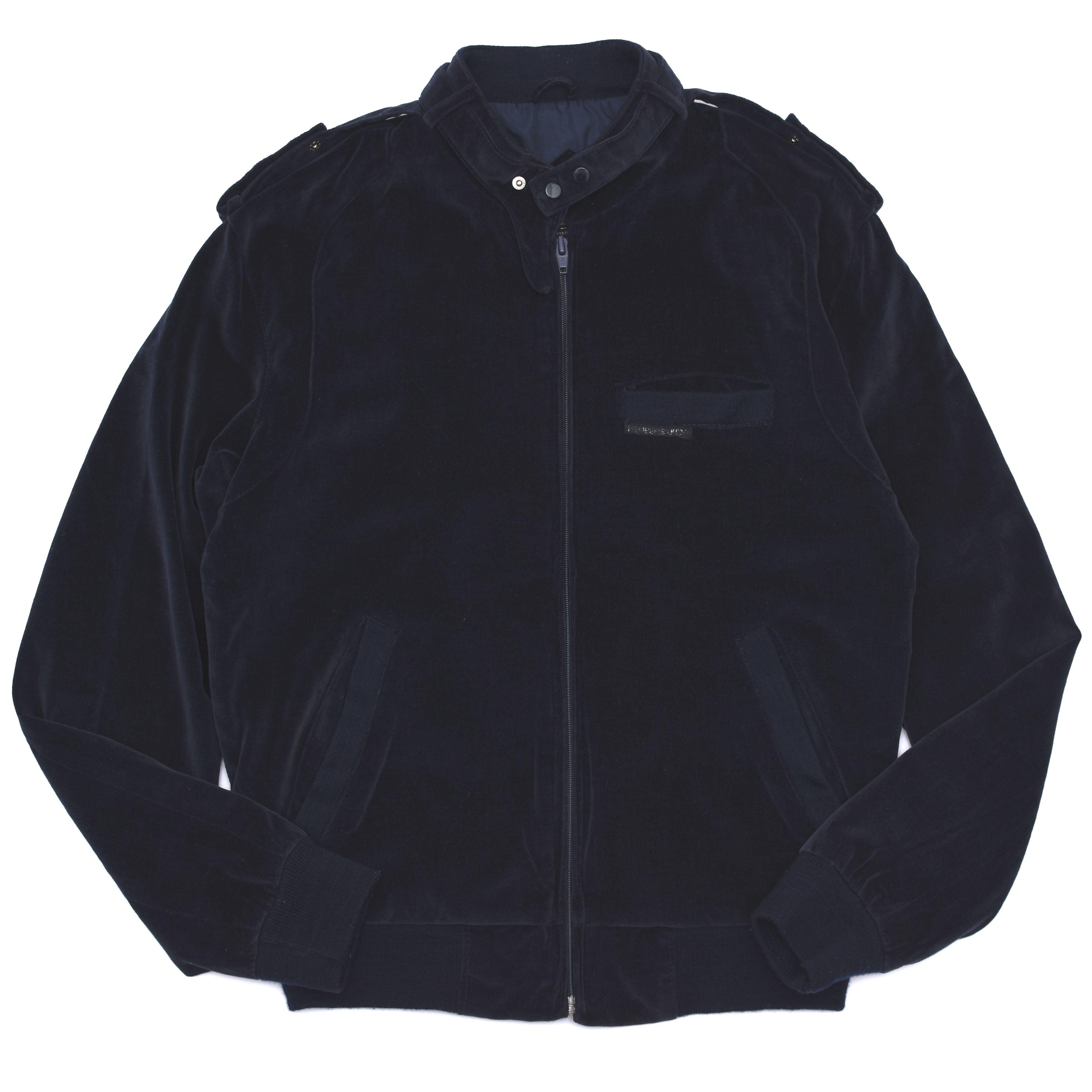 Vintage MEMBERS ONLY single racer jacket