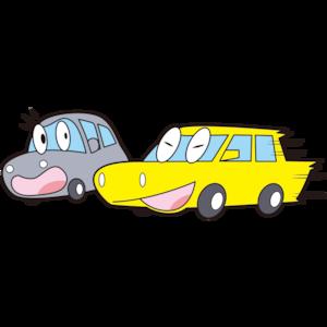 スピード運転車