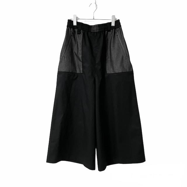 【オーダー受付】6Buggy-Pants (black)