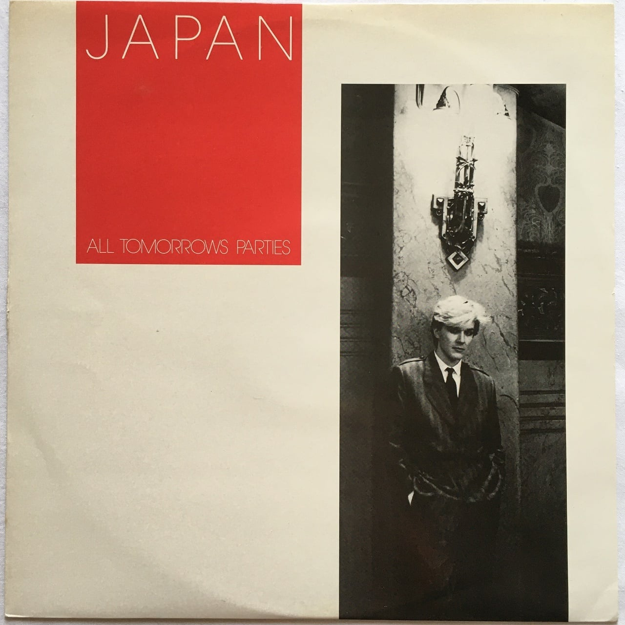 【12inch・英盤】Japan  /  All Tomorrows Parties