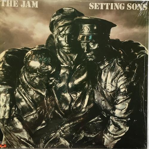 【LP・米盤】The Jam  / Setting Sons
