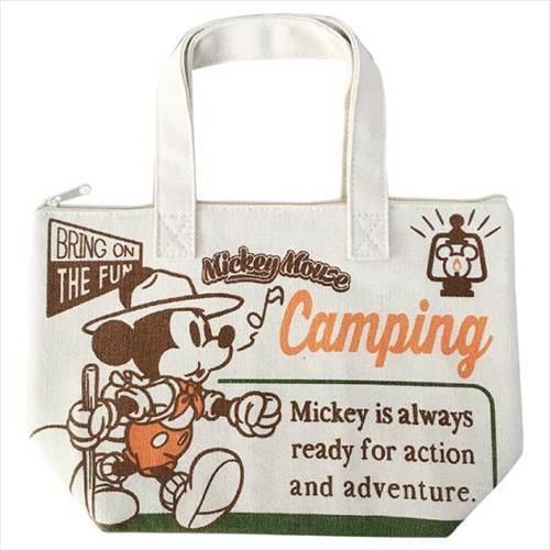 これからの季節の必需品!ミッキーマウスのかわいい保温・保冷バッグ!