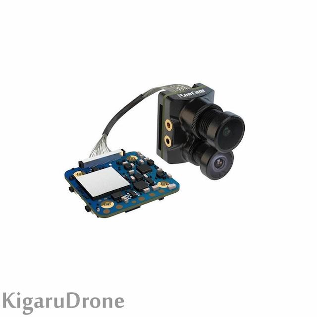 RunCam Hybrid 4K 30fps DVR Dual Lens Mini FPV Camera 4K録画 4Kカメラ