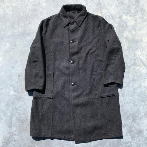 60's PRISONER WOOL COAT プリズナーウールコート グレー RCCM ステンシル 囚人 L~XL 希少 ヴィンテージ