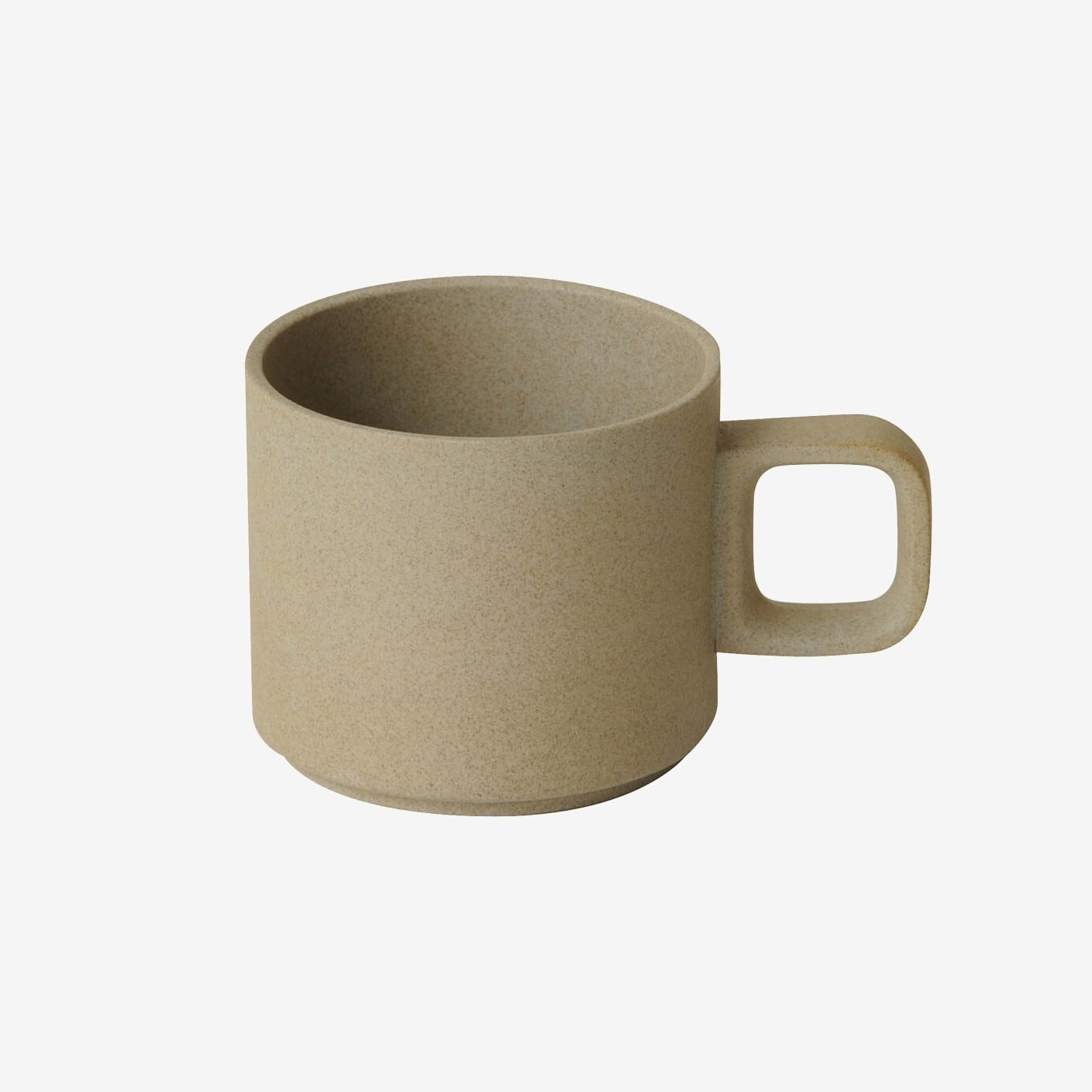 HASAMI PORCELAIN (ハサミポーセリン) Mug cup (Natural / ナチュラル ) HP019【85x72】 Sサイズ