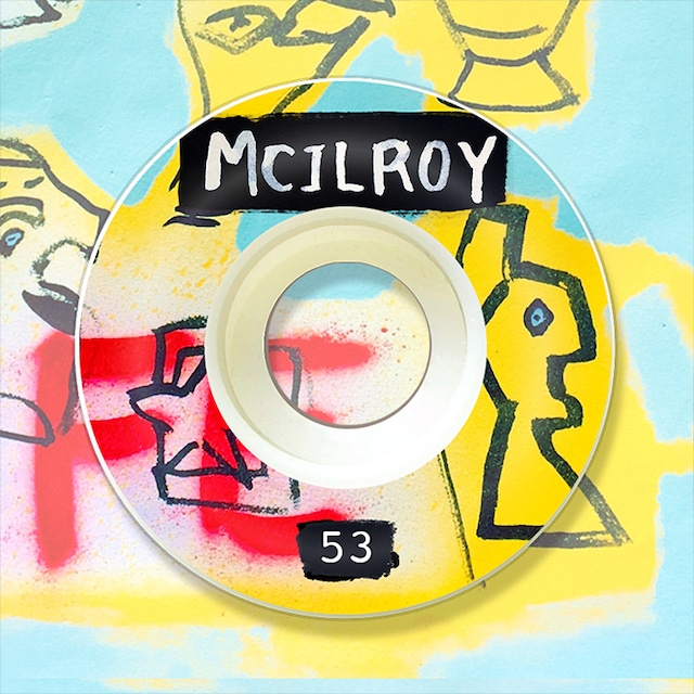 PICTURE WHEEL Marty Baptist x Picture x Joel Mcilroy 53mm 101a