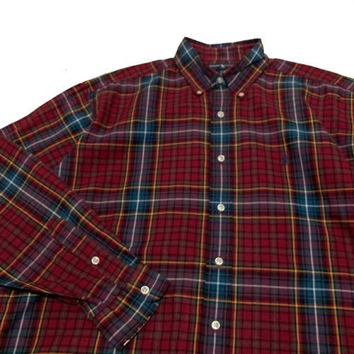 90's Ralph Lauren チェックシャツ