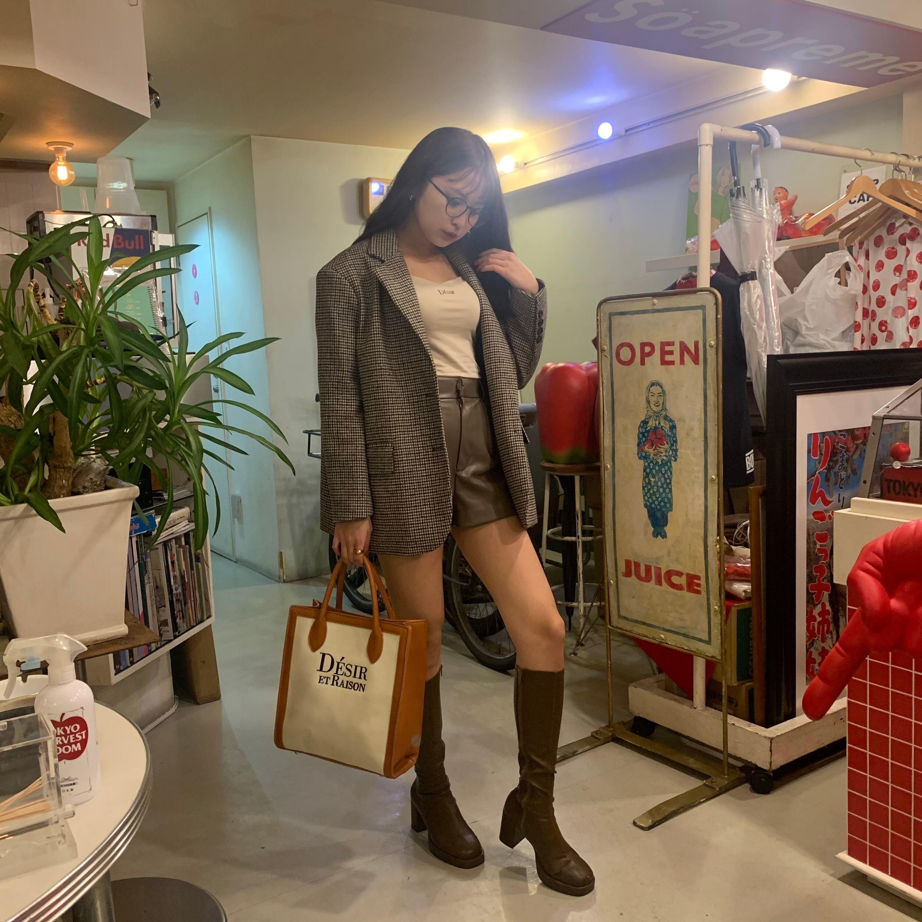 【RESTOCK】stylish long boots