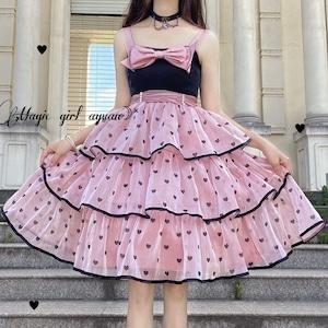 キャミソールワンピース ロリータ服 レース 白 ロリータ衣装 ドレス 可愛い ワンピース フリル 学生 lolita 9904