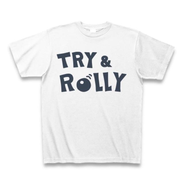 Try&Rollyイベント「2日目用」スタッフTシャツ
