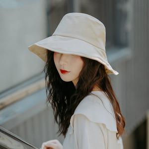 バケットハット UVカット帽子 UVハット つば広 レディース 紫外線 対策 日よけ帽子 日焼け防止  折りたたみ帽子 5601