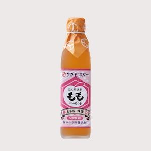 【飲む果実酢】300mlももバーモント