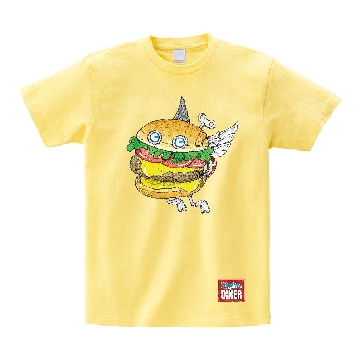 ★オーダー★フーリングTシャツ【B パティ】