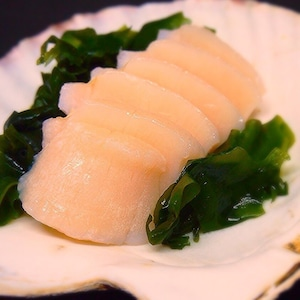 別海名産天然ホタテ(冷凍貝柱・2Lサイズ・1kg)