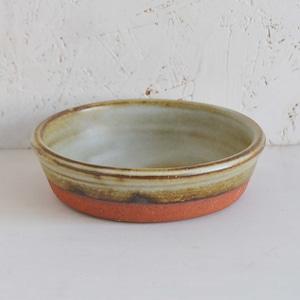 笠原良子 耐熱 カスエラ皿 4.5寸