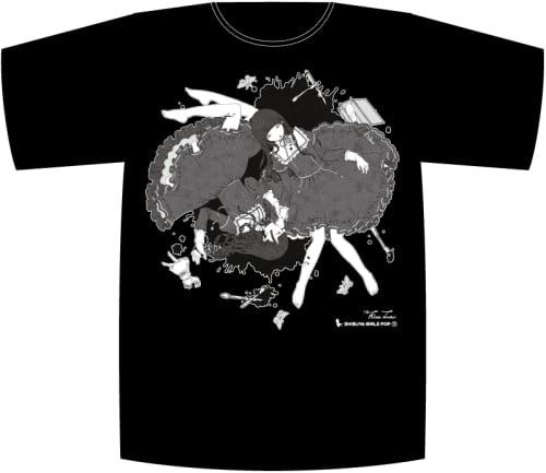 じゅじゅ×今井キラ コラボTシャツ S-XL