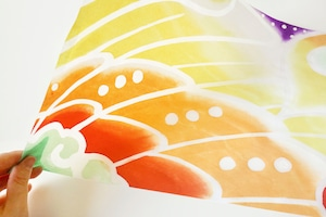 灯りの紙 −鳳凰/美濃判−