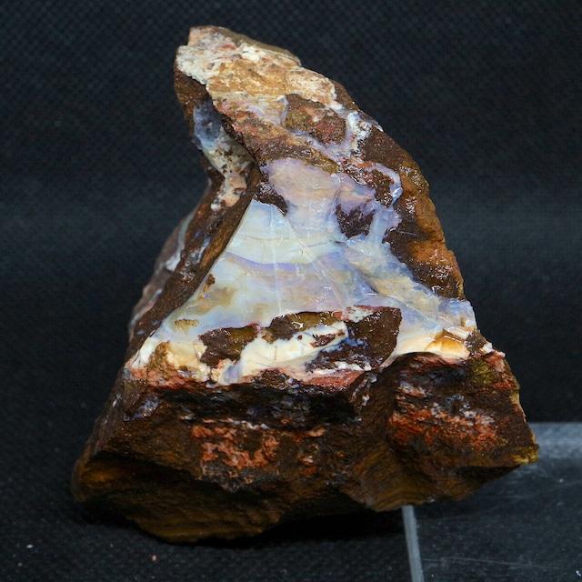 ボルダー オパール  オーストラリア産 原石 鉱物 天然石 204,3g OP085 パワーストーン
