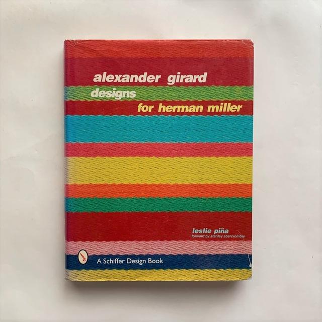 alexander girard designs for herman miller / アレキサンダー・ジラルド