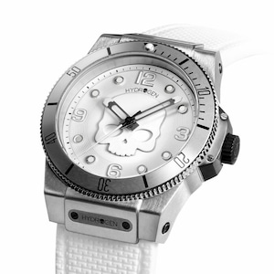 【HYDROGEN WATCH ハイドロゲンウォッチ】HW324200-SK/SPORTIVO SKULL COLLECTION スポルティヴォ スカルコレクション(ホワイト)/国内正規品 腕時計