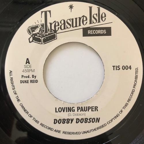 Dobby Dobson - I'm A Loving Pauper【7-20660】