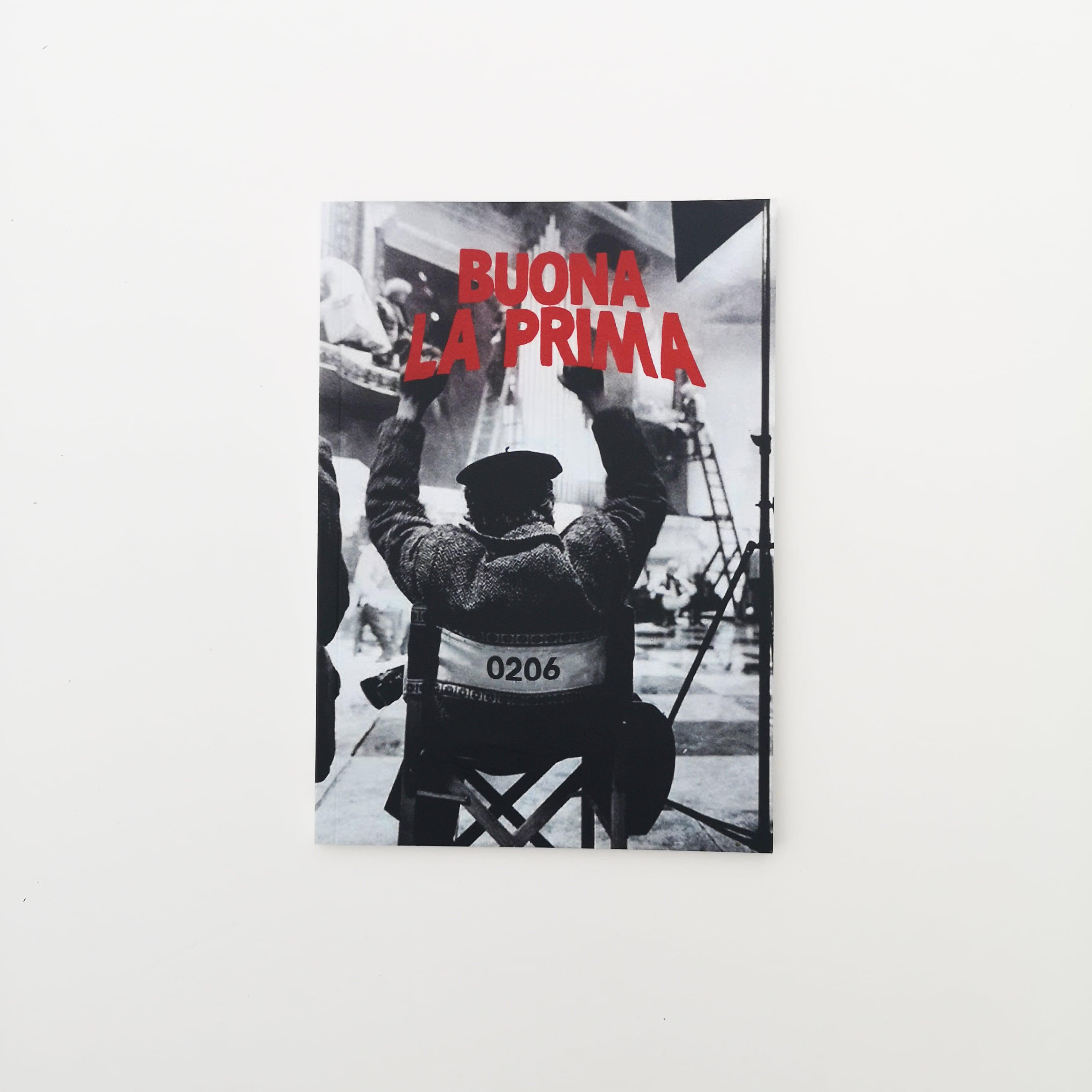BUONA LA PRIMA (ART BOOK)