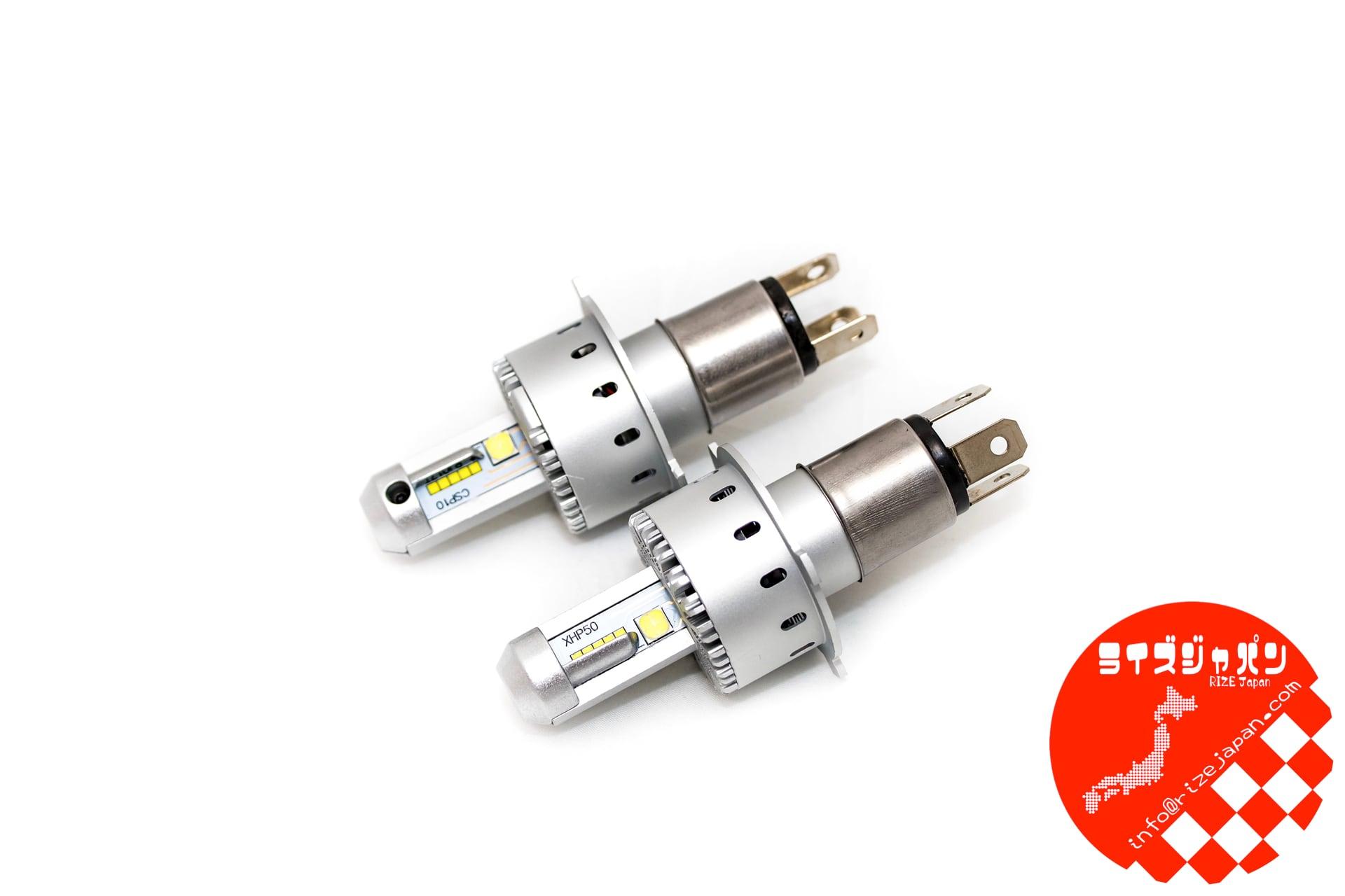G1 H4 Hi/Loバルブ LEDキット H4 Hi/Lo bulb LED Kit