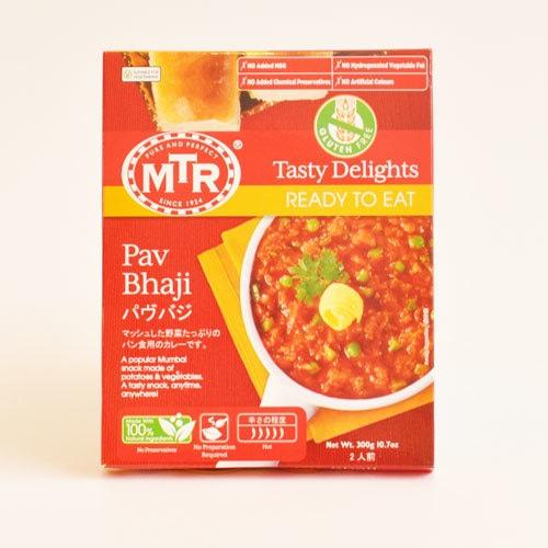 MTR READY TO EAT CURRY Pav Bhaji