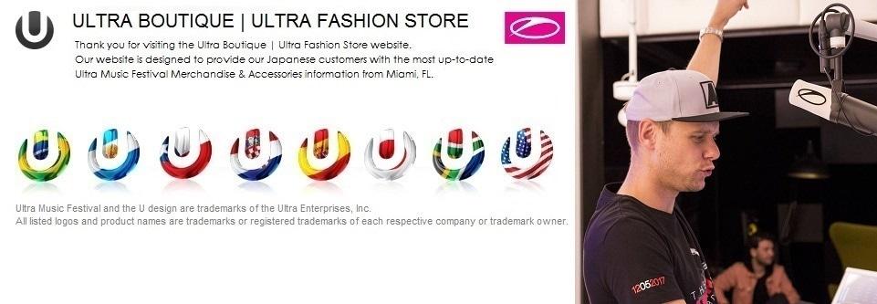 ULTRA BOUTIQUE - ULTRA FASHION STORE   ULTRA ファッションストアー